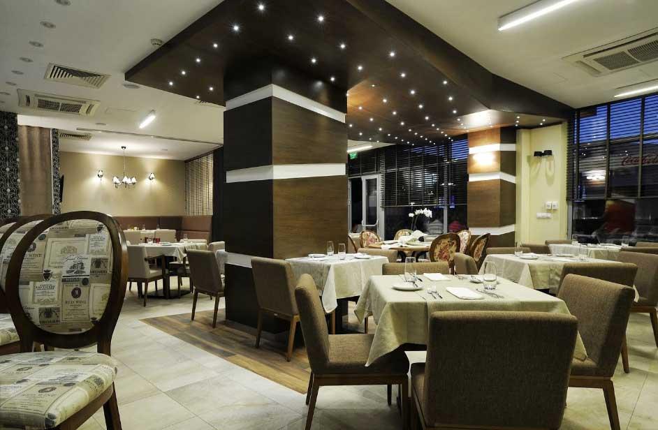Ресторант и Пекарна Бонитас в София - Меню - Ресторант